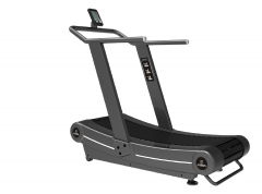 Titanium Strength Commercial Curved Treadmill, Cardio, Home Gym, Workout, HIIT