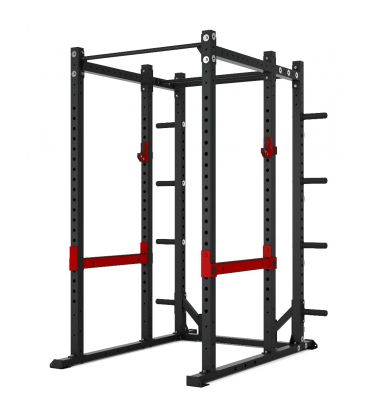 Titanium Strength Commercial Athletic Power Rack - X Line