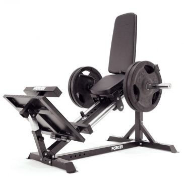Force USA F-CLP Compact Standing Beenpress / Calf Raise Combo, Workout, Home Gym, Fitness, Strength, Bodybuilding, Leg day