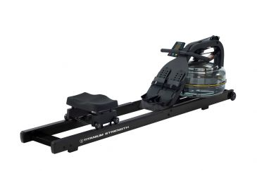 Titanium Strength Acqua Rower, Cardio Hiit, Home Gym, Workout, Fitness, Functional, Crossfit,