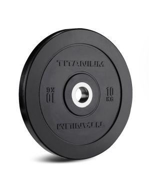 Bumper Plates Titanium Strength 10 KG