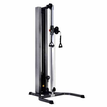 Titanium Strength Dual Adjustable High / Low Pulleys