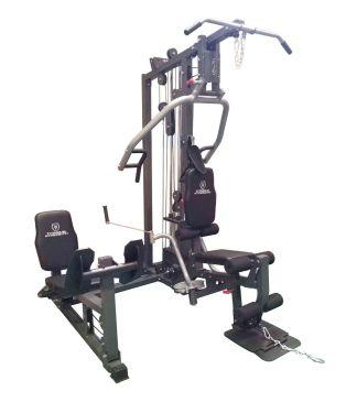 Titanium Strength Máquina Multifunción con Prensa de Pierna