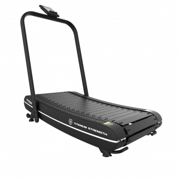 Titanium Strength TTCH Curved Treadmill