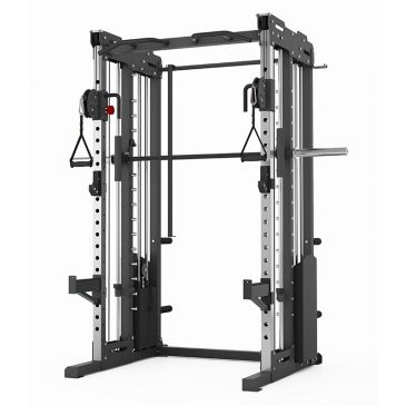 Titanium Strength Comercial Dual Pulley, Smith System & Rack, Home Gym, Workout, Fitness, Functional, Crossfit,