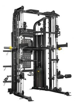 Force USA Monster G6 Power Rack, Functional Trainer and Smith Machine Combo, Home Gym, Workout, Fitness, Functional, Crossfit,