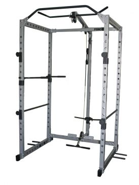 Force USA Home Power Rack Combo, Squat, Rack, Press, Shoulder, Chest, Home Workout, Home Gym, Functional, Bar, Fitness, Crossfit