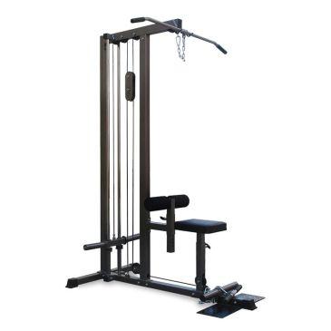 Titanium Strength High Lat / Row Machine