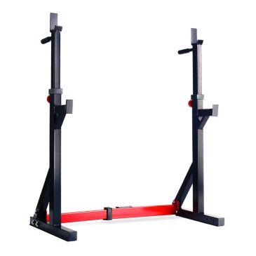 Titanium Strength Squat Rack / Dip Stand (250kg), Squat, Chest, Press, Shoulder, Functional, Fitness, Workout, Crossfit